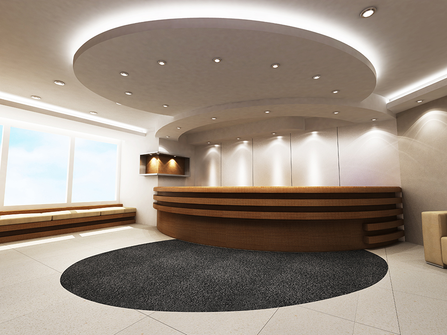Sakarya Ofis Karşılama Bankosu